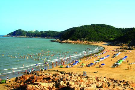 宁波十大免费旅游景点1,象山松兰山海滨旅游度假区